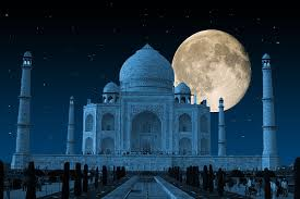 blue moon taj