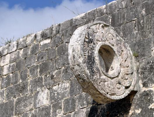 Chichen Itza ballcourt2394